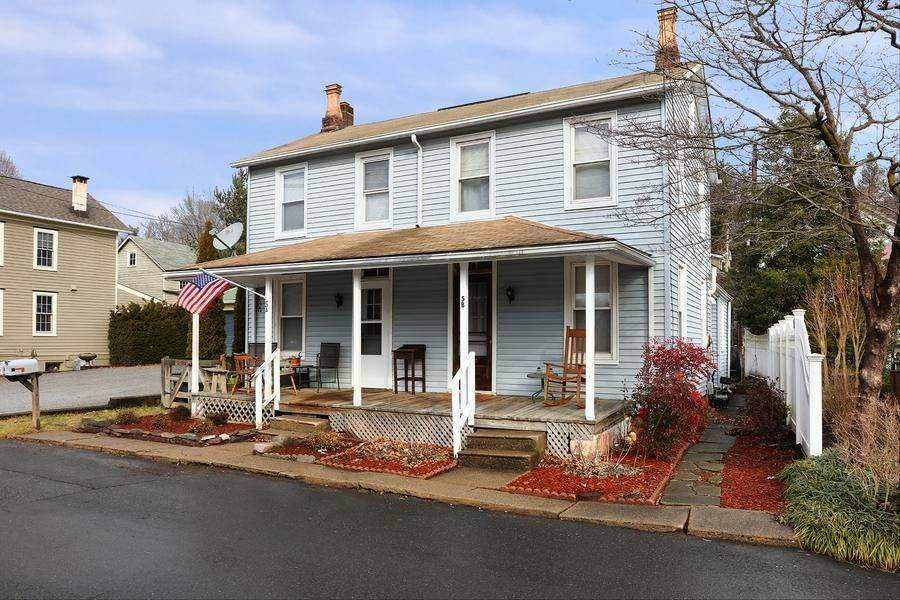 Single Family at 5 South Railroad Avenue Stockton, New Jersey United States