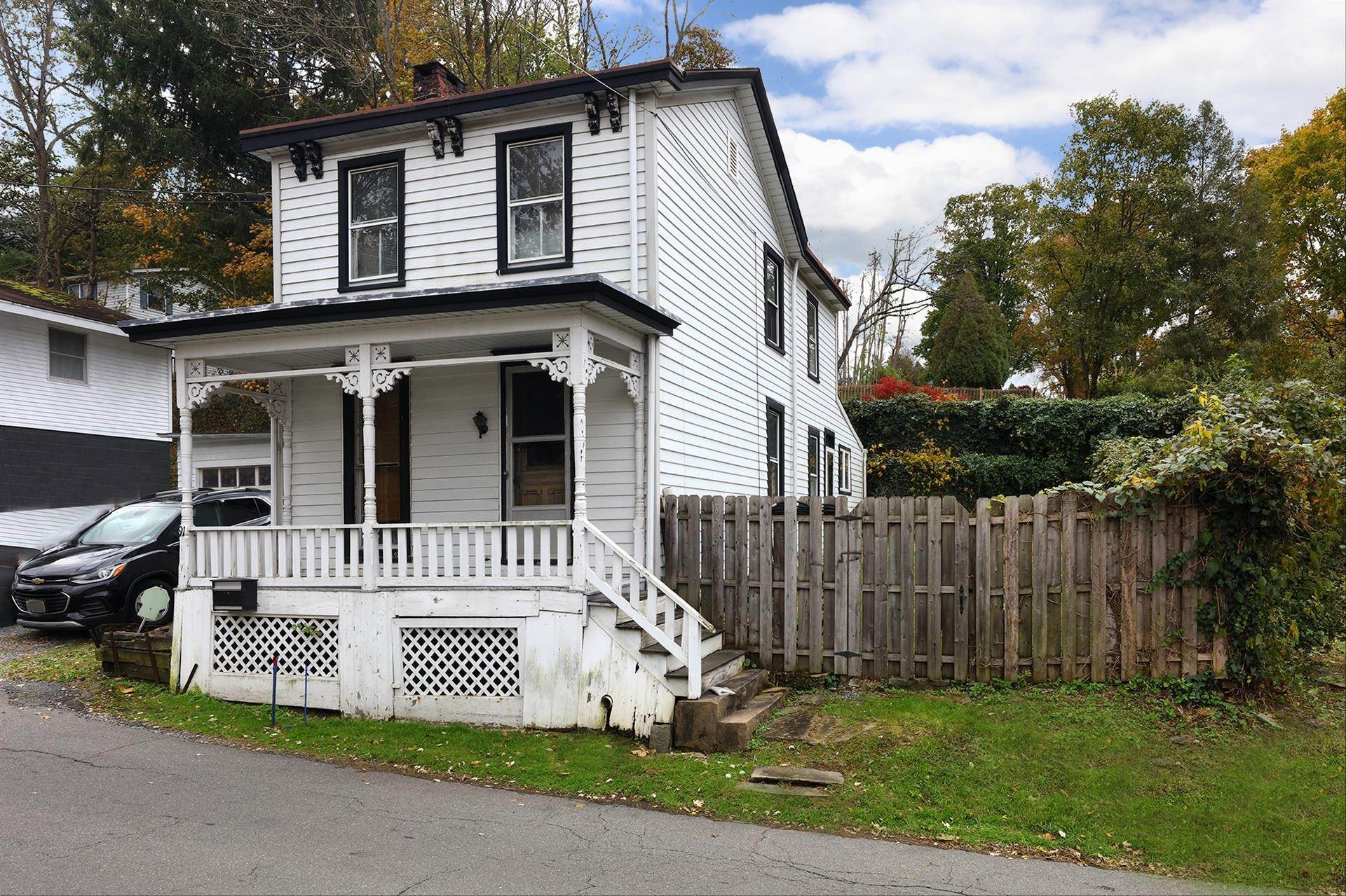 Single Family at 91 Swan Street Lambertville, New Jersey United States
