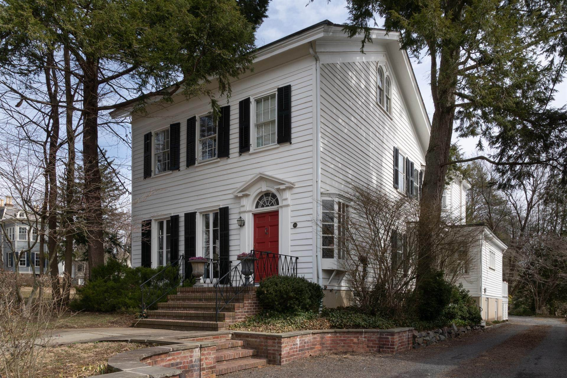 Single Family at 108 Mercer Street Princeton, New Jersey United States