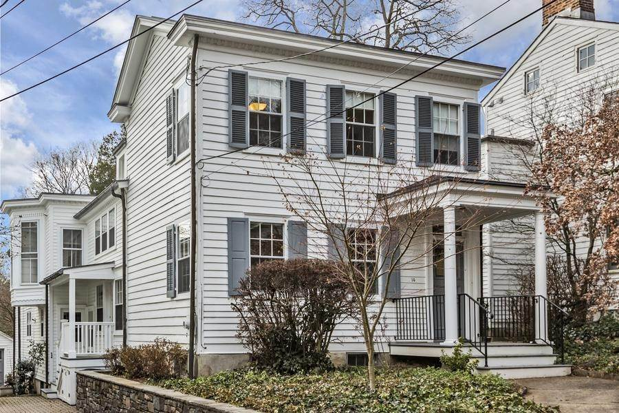 Single Family at 14 Edgehill Street Princeton, New Jersey United States