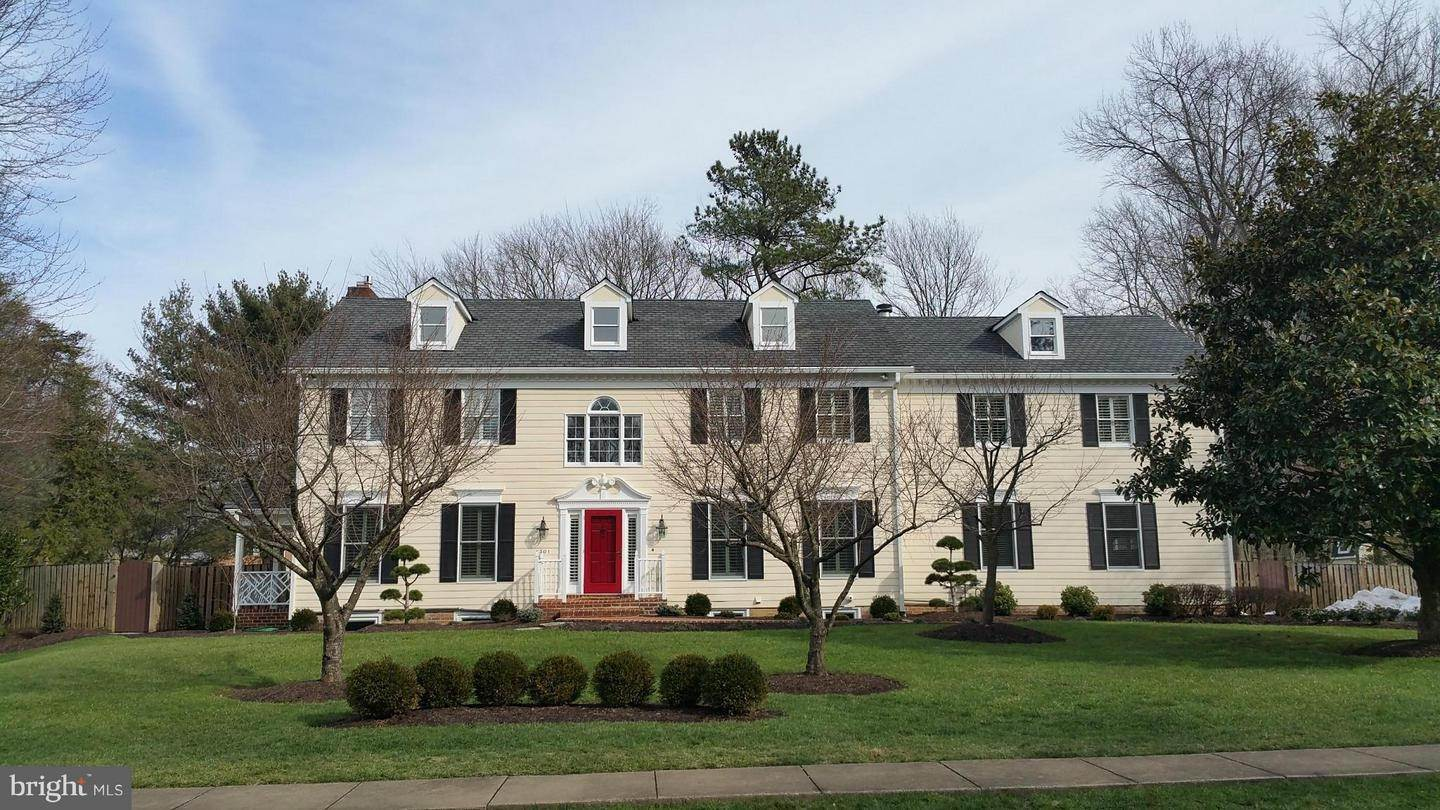 Single Family Homes em McLean, Virginia 22102 Estados Unidos