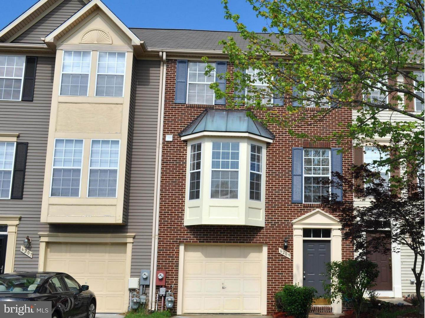 Single Family Homes vid Columbia, Maryland 21045 Förenta staterna