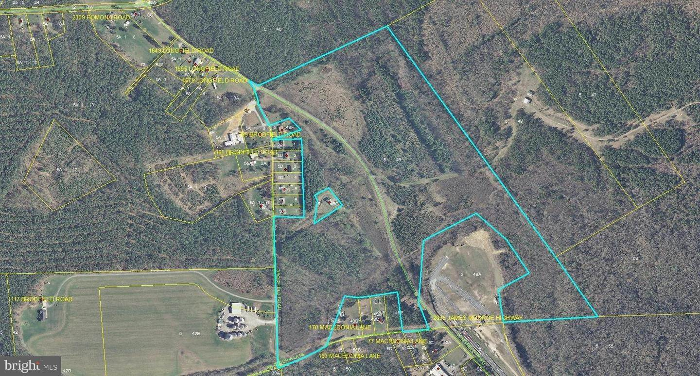 Land for Sale at Colonial Beach, Virginia 22443 United States
