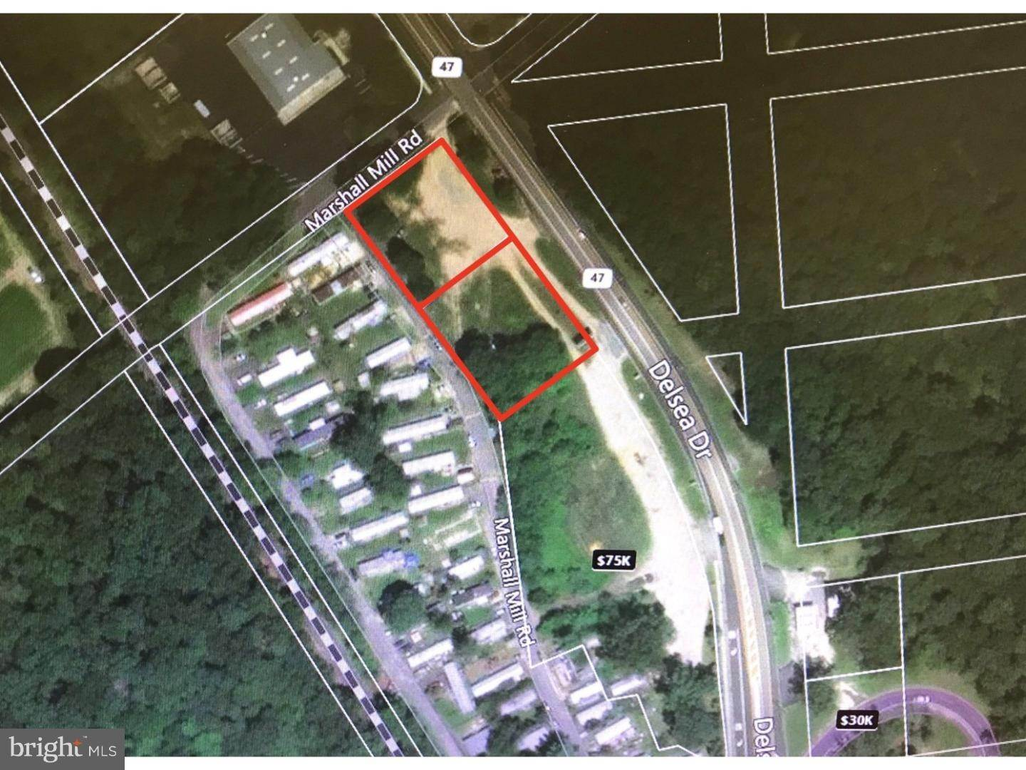 Land for Sale at Malaga, New Jersey 08328 United States