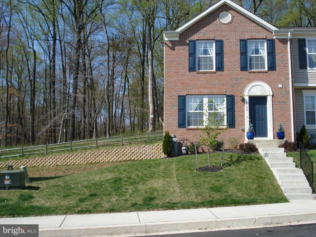 Single Family Homes at Aberdeen, Maryland 21001 United States