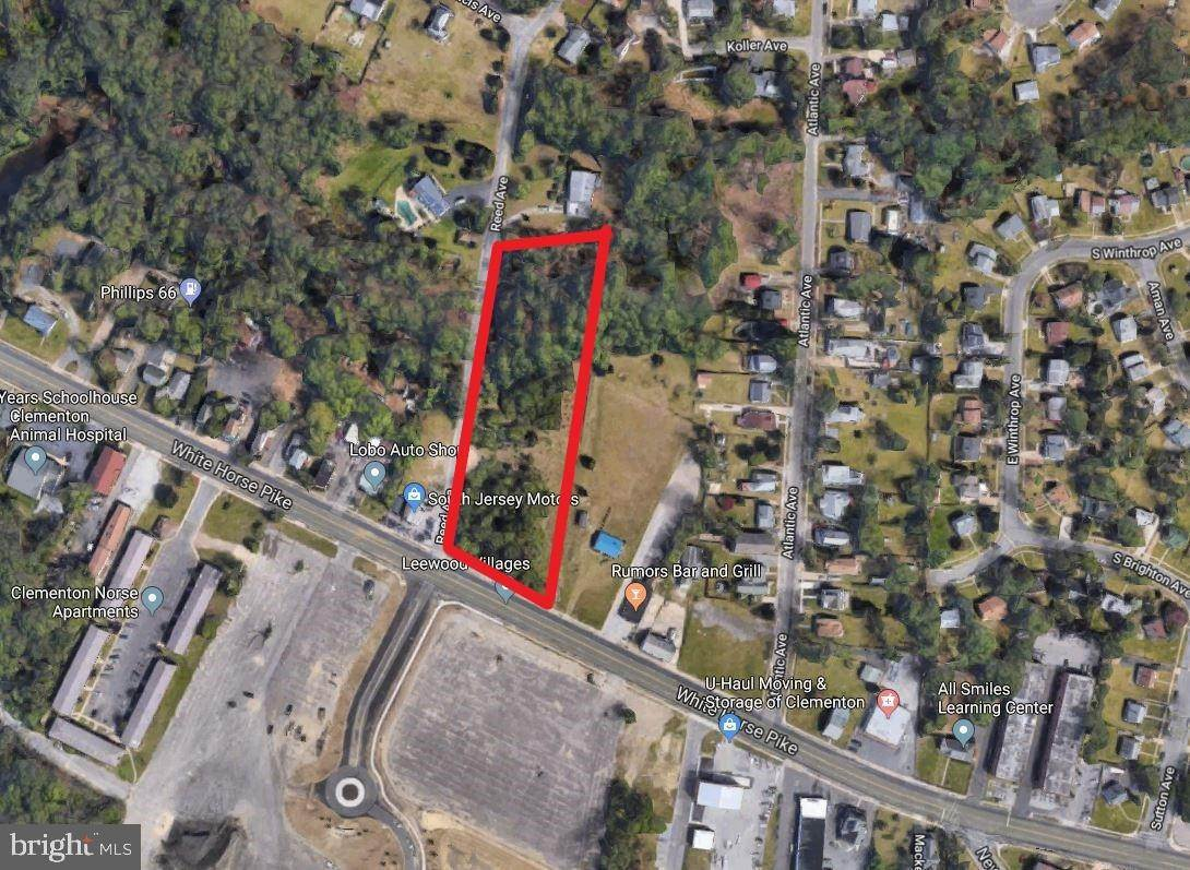 Land for Sale at Clementon, New Jersey 08021 United States