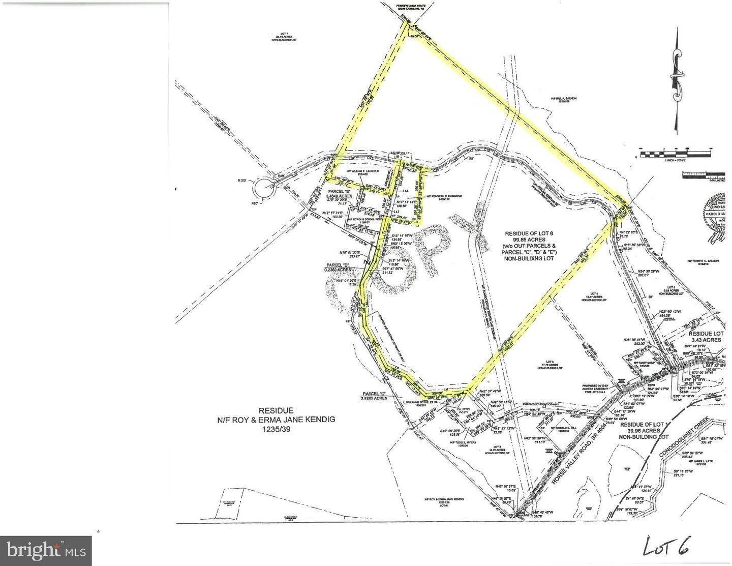 Land for Sale at Upperstrasburg, Pennsylvania 17265 United States