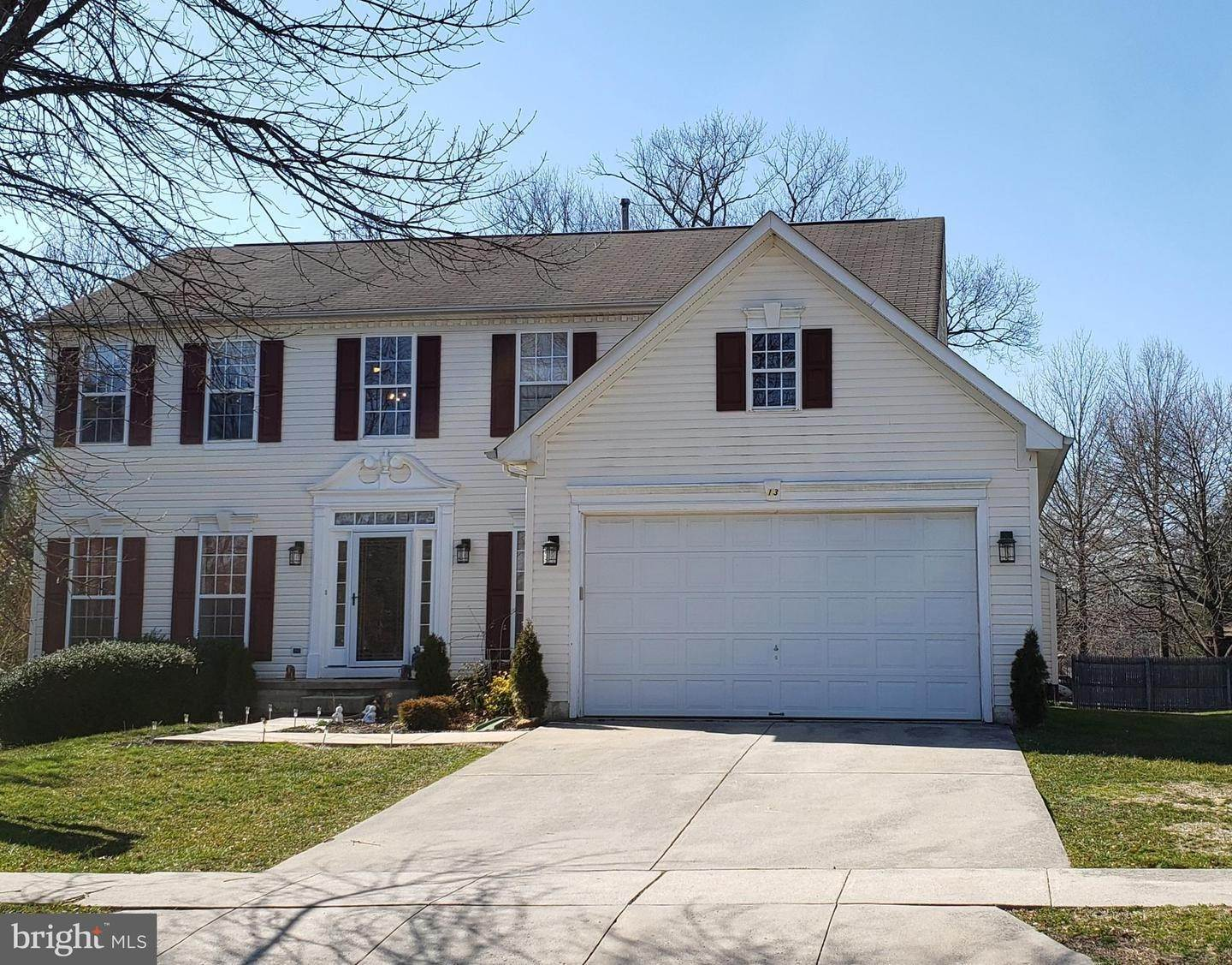 Single Family Homes alle Bordentown, New Jersey 08505 Stati Uniti
