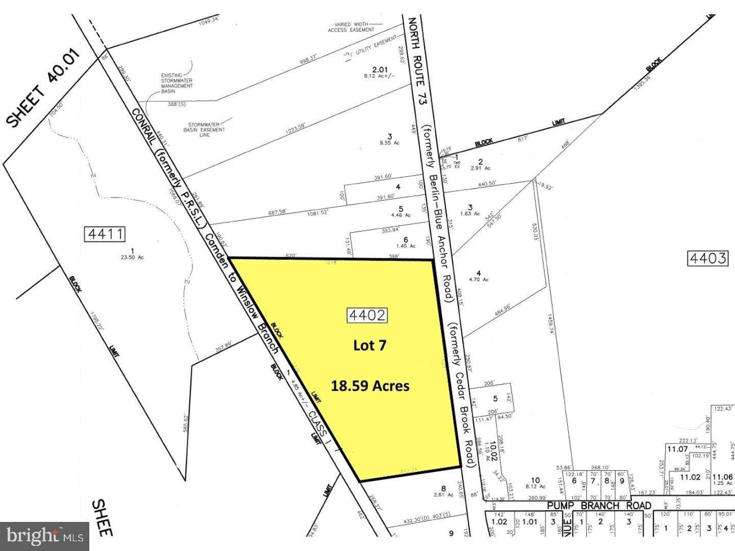 Property for Sale at Winslow, New Jersey 08009 United States