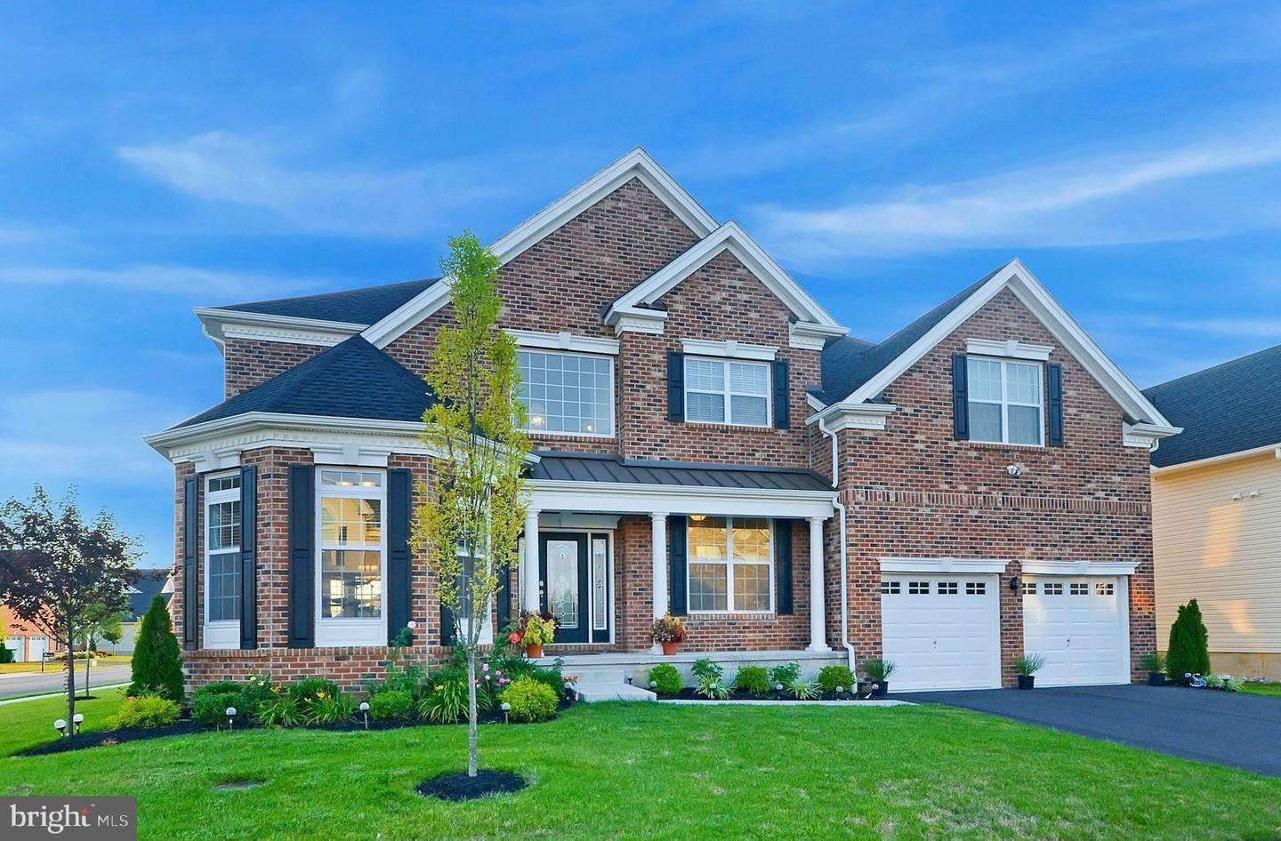 Single Family Homes alle Monroe Township, New Jersey 08831 Stati Uniti