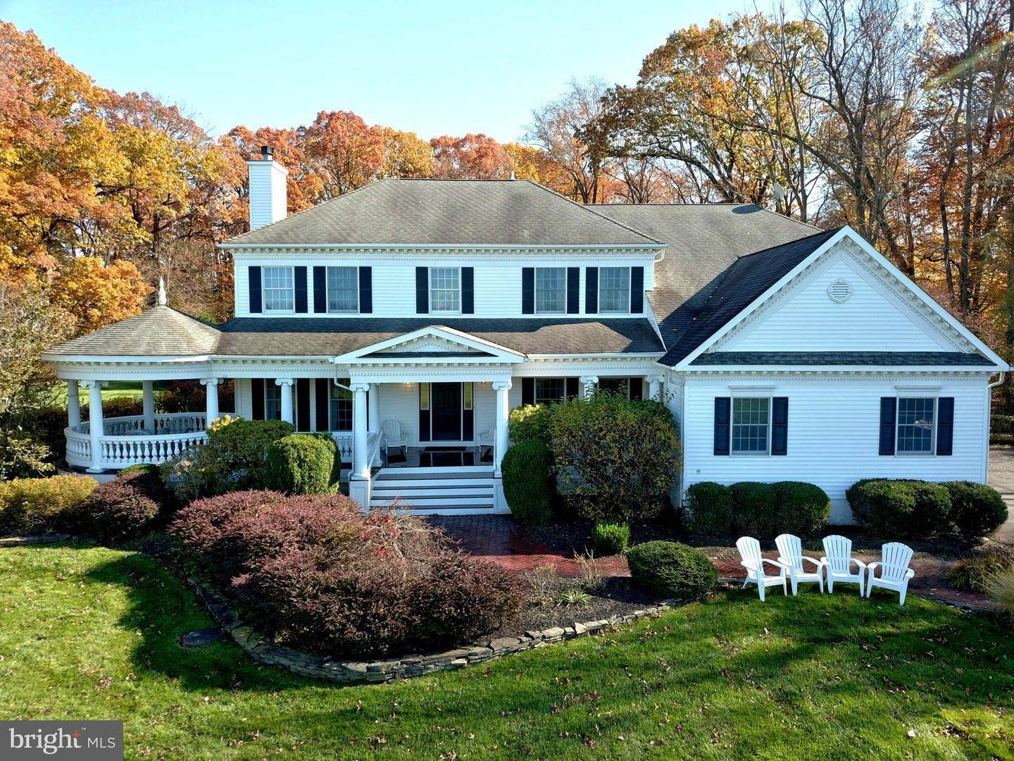 3. Single Family Homes for Sale at Pennington, New Jersey 08534 United States