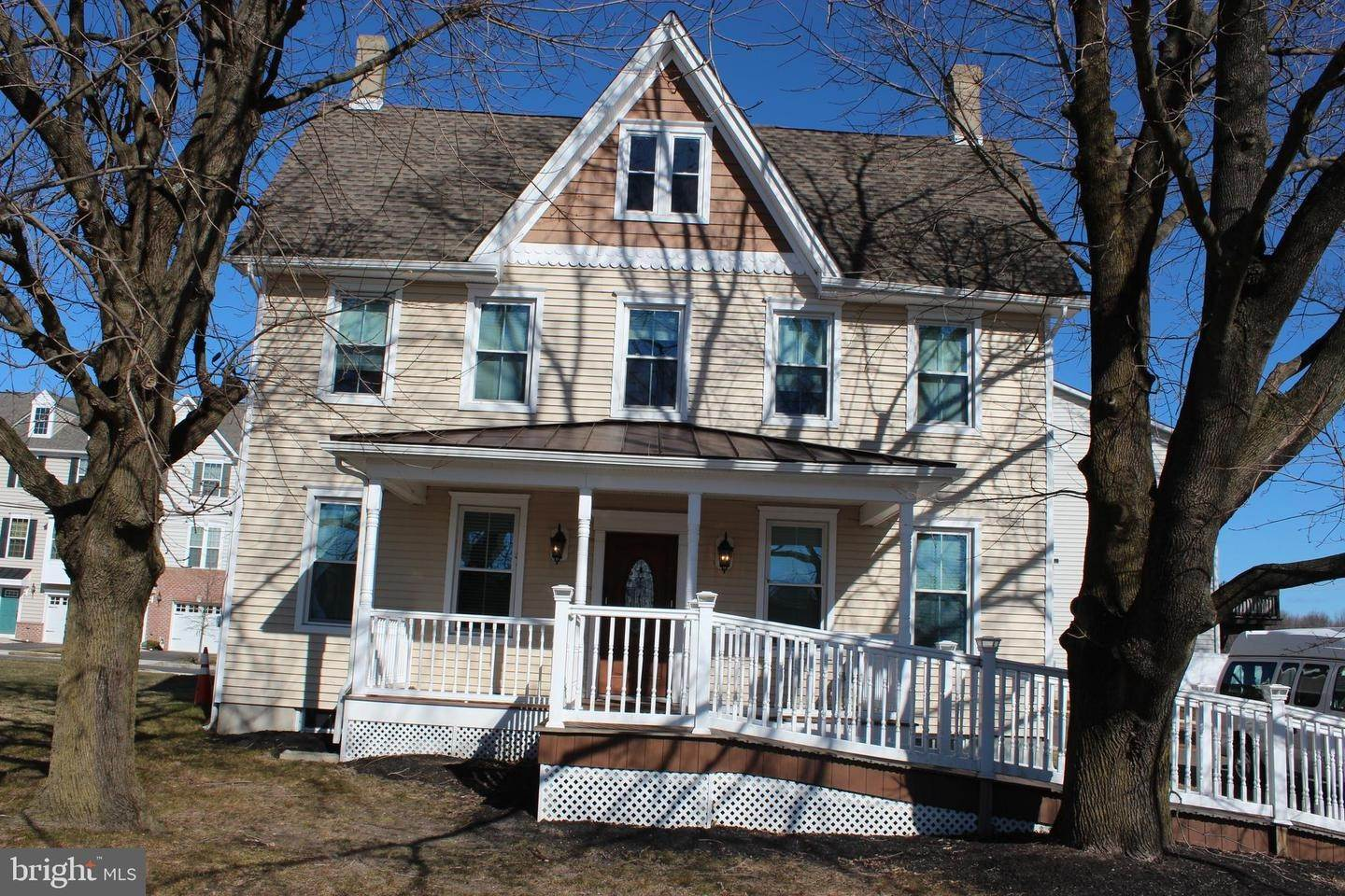 Single Family Homes for Sale at Eastampton, New Jersey 08060 United States