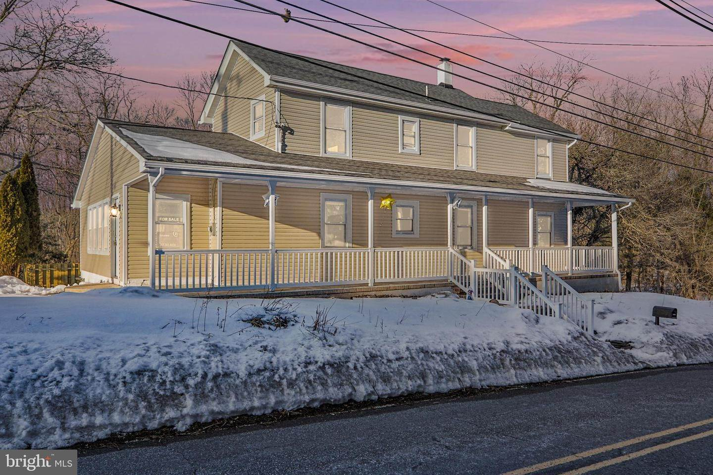 Single Family Homes por un Venta en Pennington, Nueva Jersey 08534 Estados Unidos