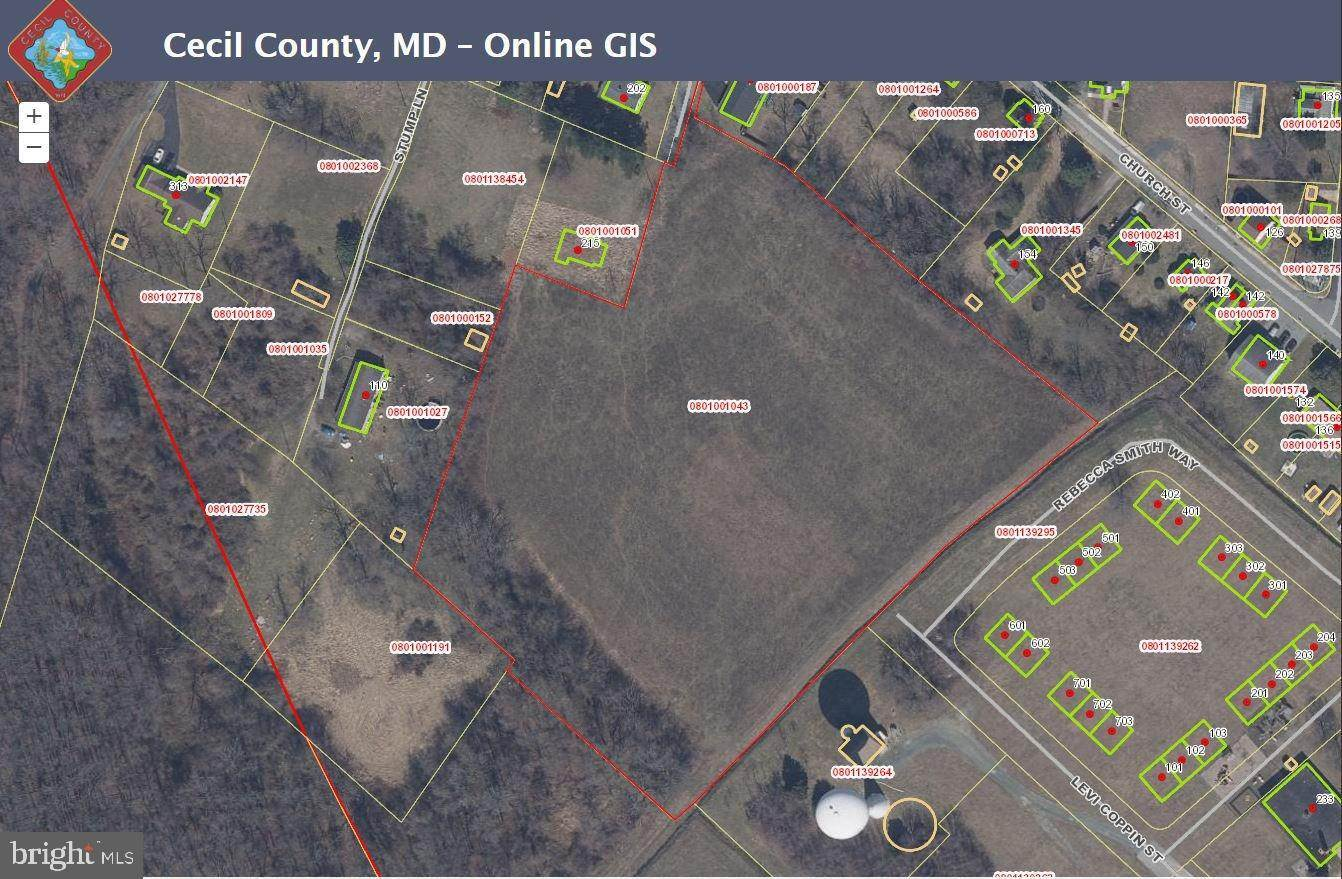 Land for Sale at Cecilton, Maryland 21913 United States
