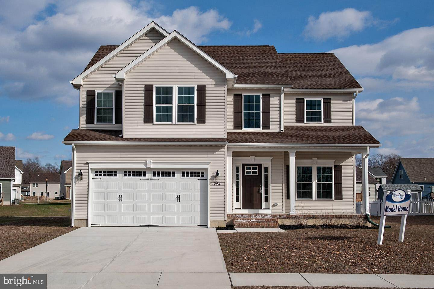 Single Family Homes por un Venta en Lincoln, Delaware 19960 Estados Unidos
