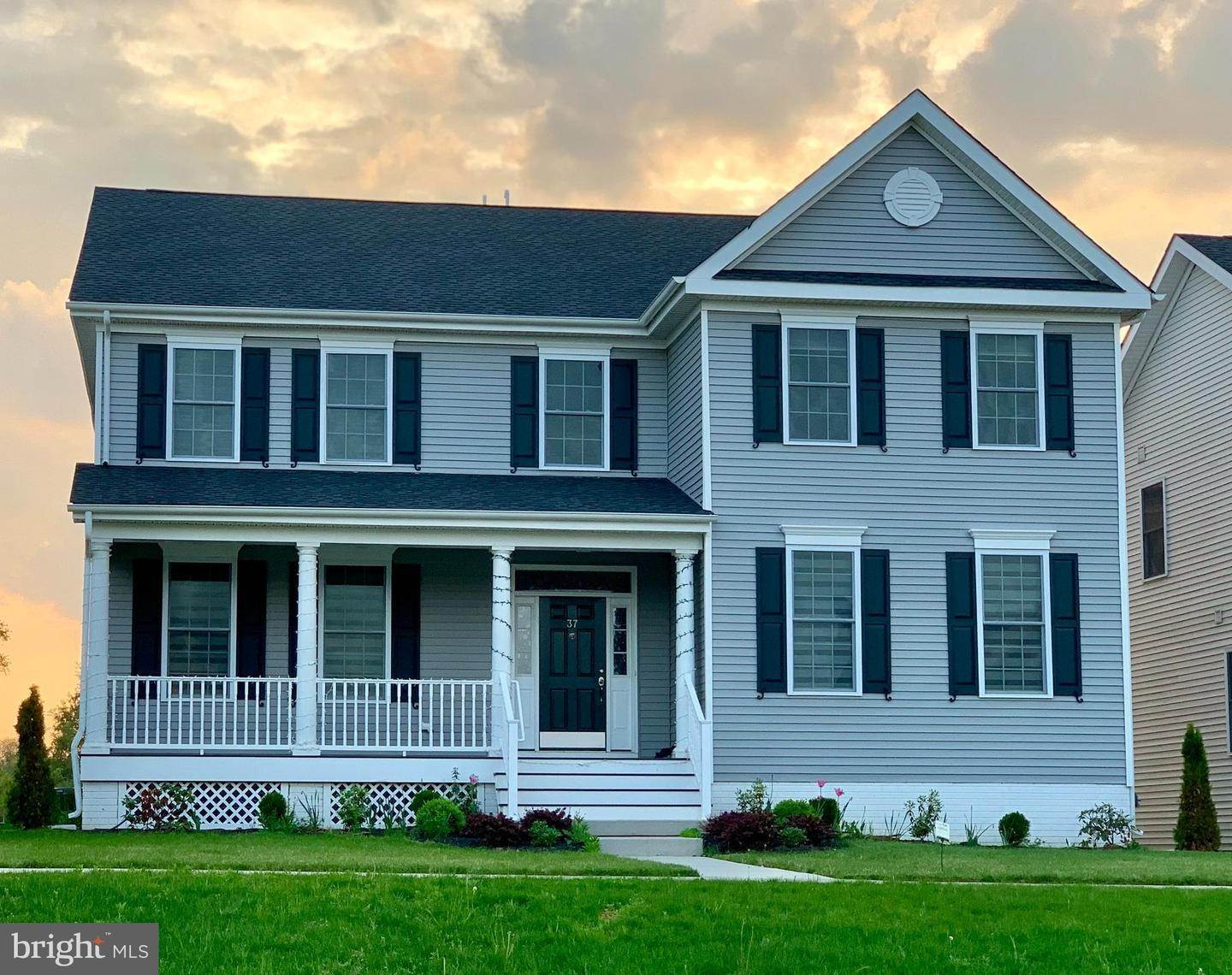 Single Family Homes per Vendita alle ore Chesterfield, New Jersey 08515 Stati Uniti