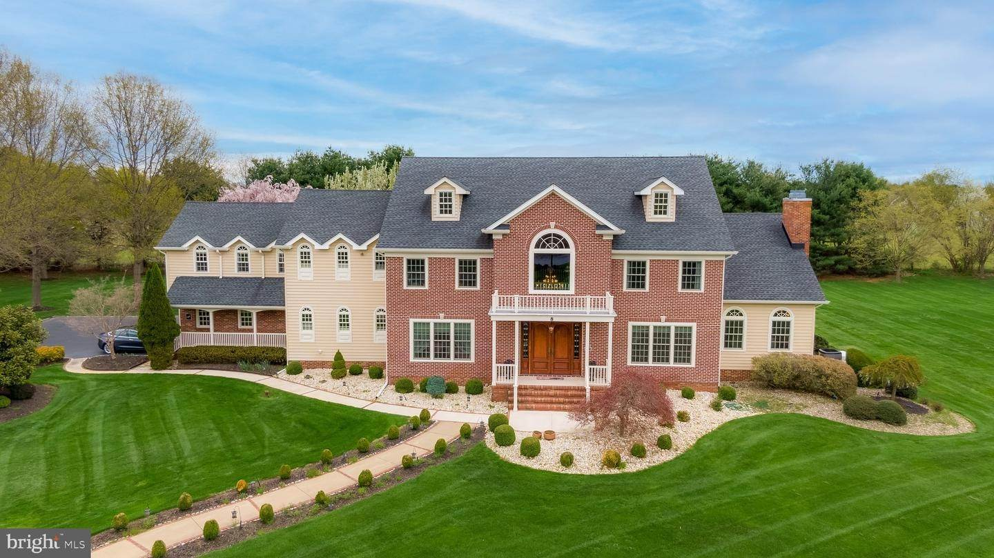 Single Family Homes por un Venta en Princeton Junction, Nueva Jersey 08550 Estados Unidos
