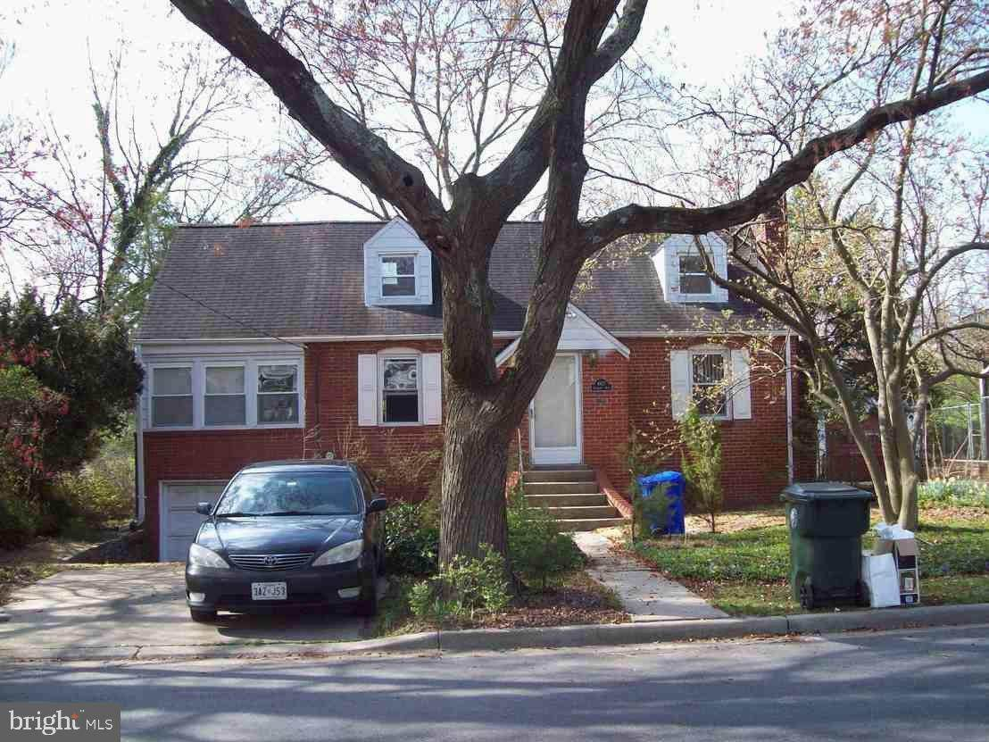 Single Family Homes em College Park, Maryland 20740 Estados Unidos