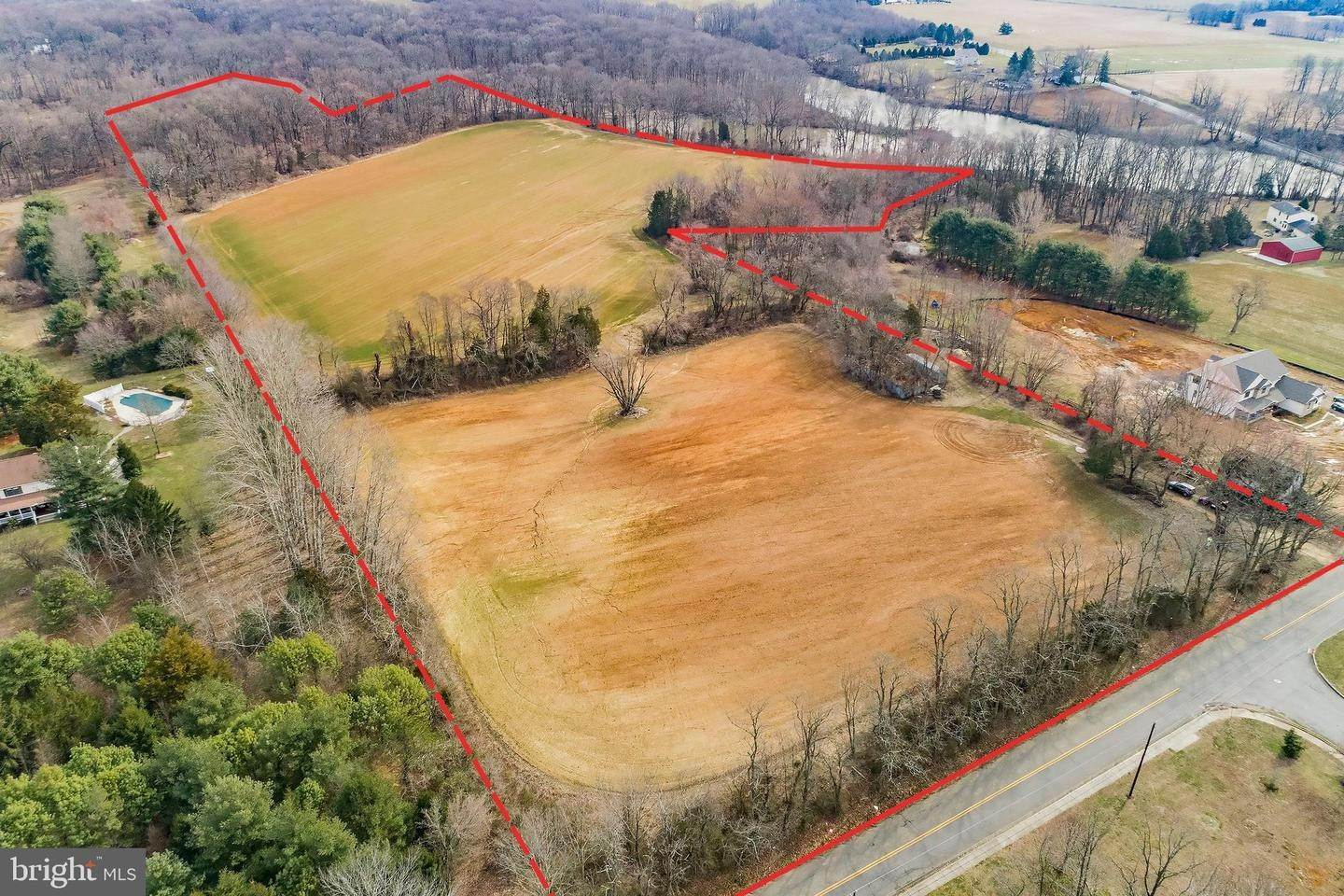 Land for Sale at Cream Ridge, New Jersey 08514 United States