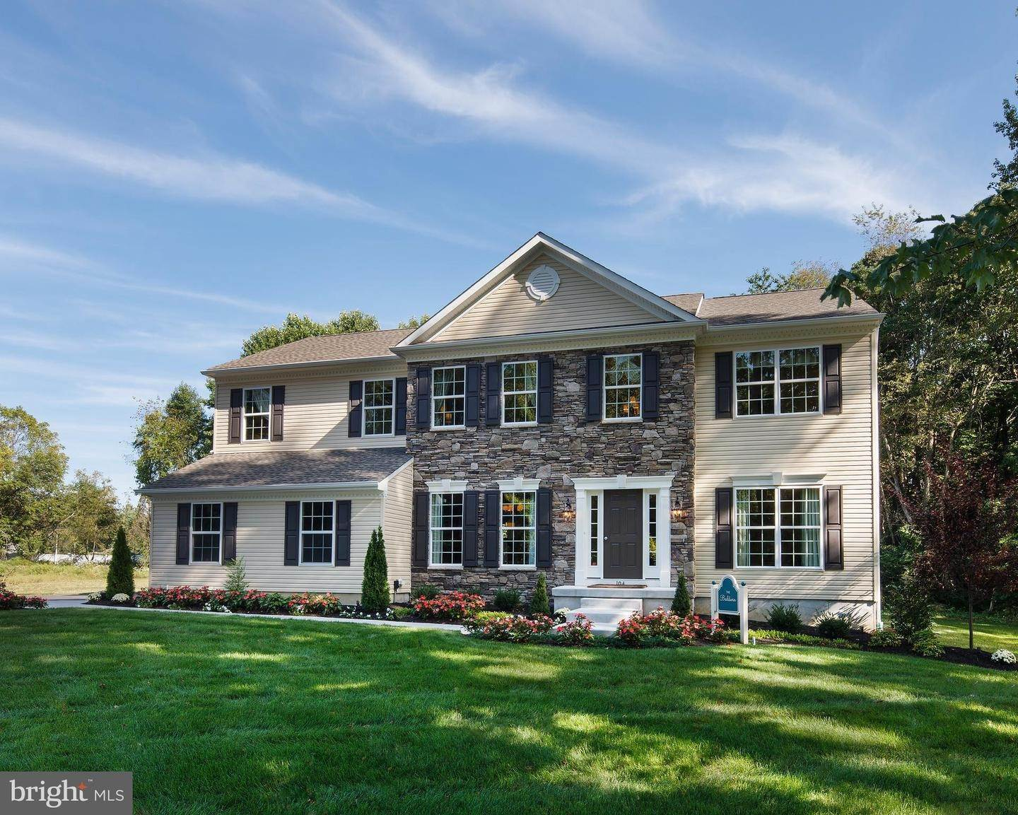 Single Family Homes for Sale at Medford Township, New Jersey 08055 United States