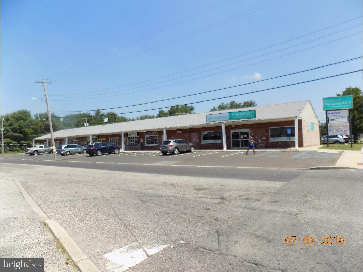 Retail for Sale at Lindenwold, New Jersey 08021 United States
