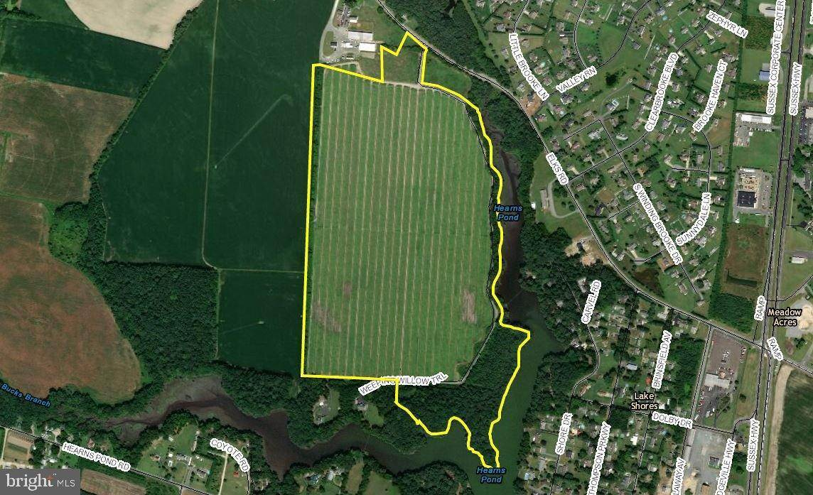 Land for Sale at Seaford, Delaware 19973 United States