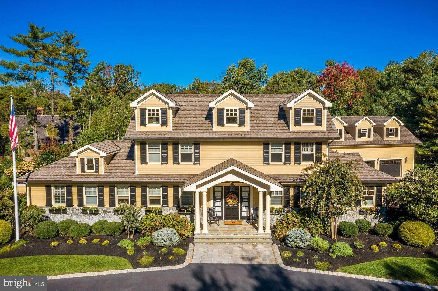 Single Family Homes for Sale at Moorestown, New Jersey 08057 United States