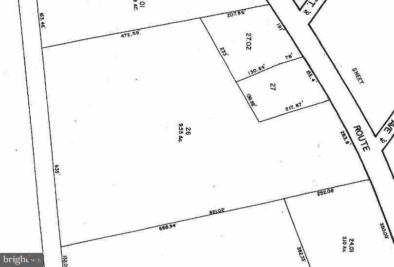 Land for Sale at Stafford Township, New Jersey 08050 United States