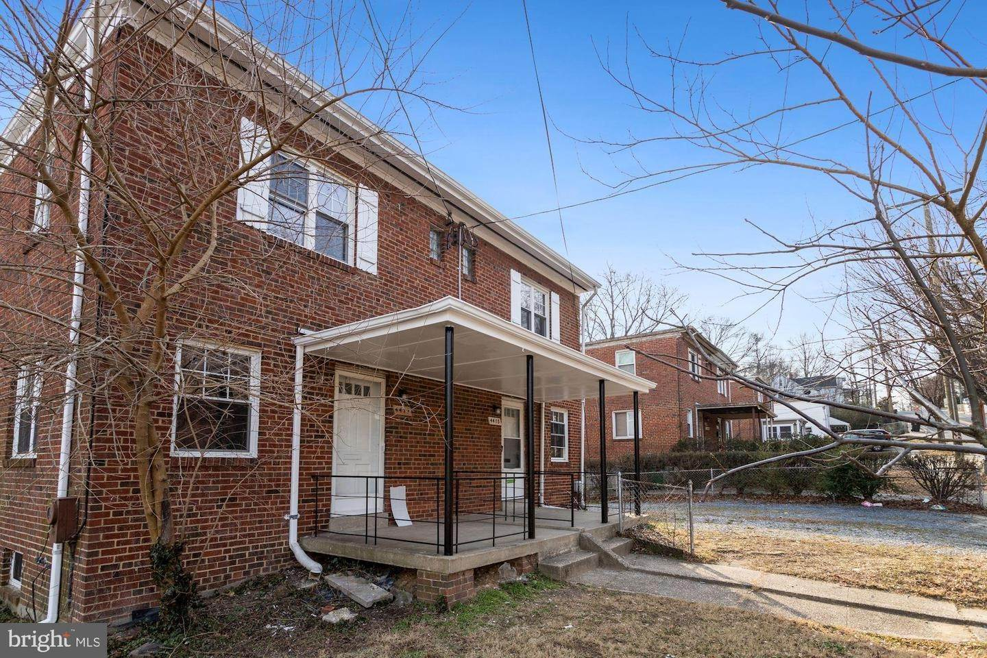 Single Family Homes em Brentwood, Maryland 20722 Estados Unidos