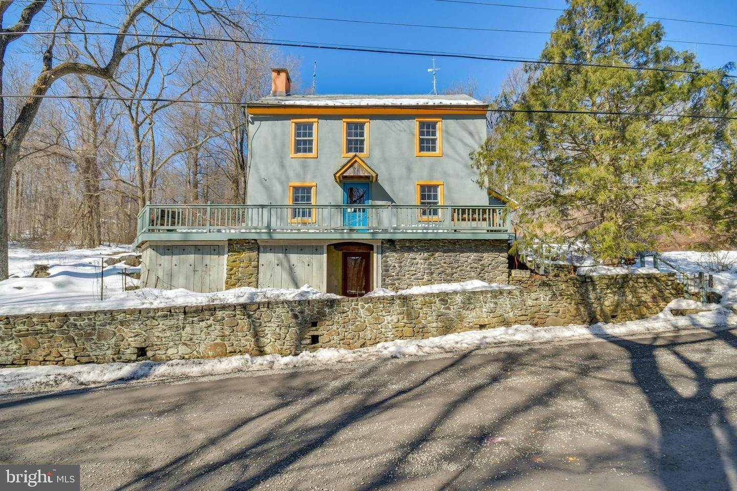 Single Family Homes for Sale at Upper Black Eddy, Pennsylvania 18972 United States