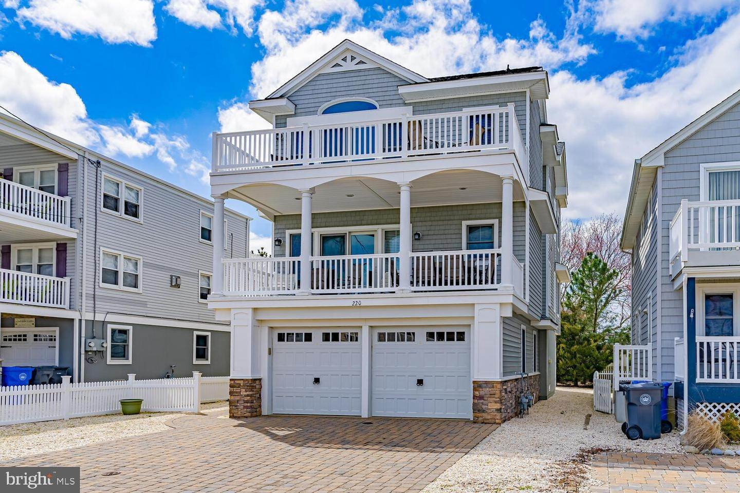 Duplex Homes for Sale at Beach Haven, New Jersey 08008 United States