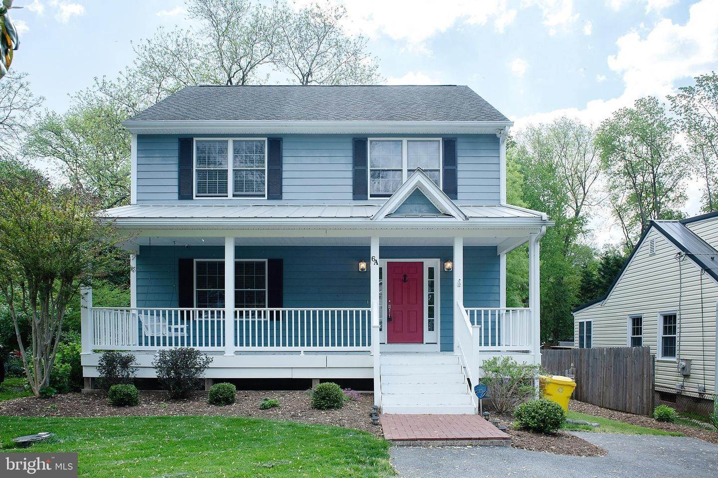 Single Family Homes الساعة Annapolis, Maryland 21403 United States
