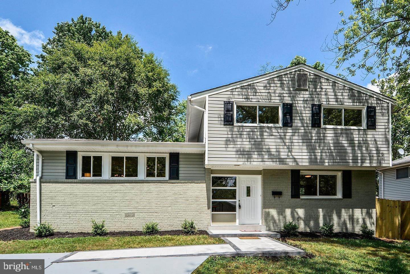 Single Family Homes om Oxon Hill, Maryland 20745 Verenigde Staten