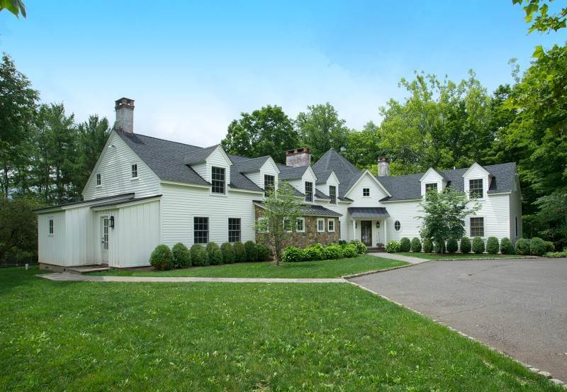 Single Family Homes for Sale at Bedminster, New Jersey 07921 United States