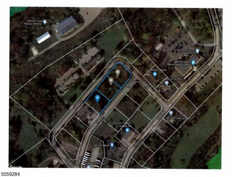 Land for Sale at Vernon, New Jersey 07462 United States