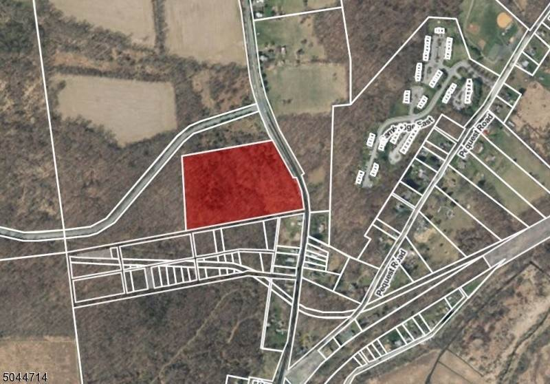 Land for Sale at Oxford, New Jersey 07863 United States