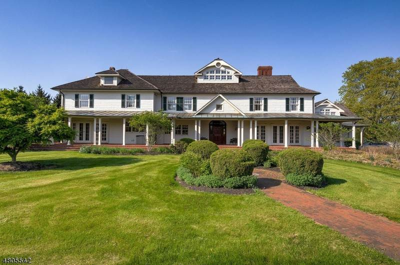 Single Family Homes for Sale at Tewksbury Township, New Jersey 08889 United States