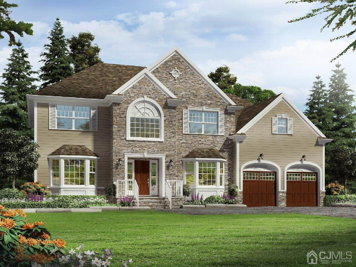 Single Family Homes por un Venta en Montgomery, Nueva Jersey 08502 Estados Unidos