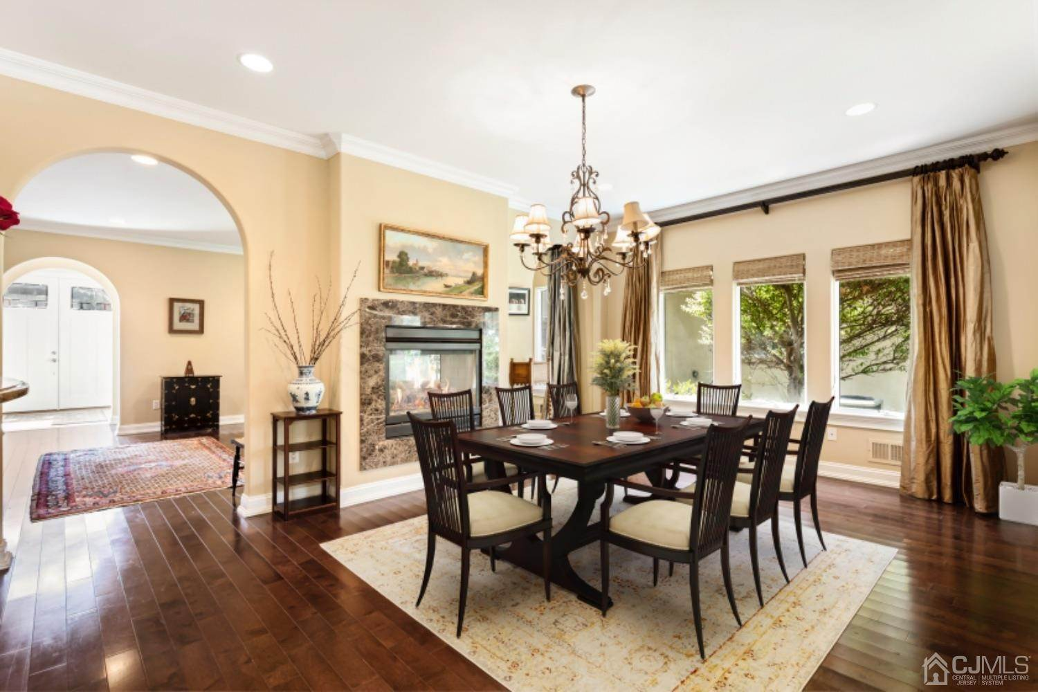 7. Single Family Homes for Sale at South Brunswick, New Jersey 08852 United States
