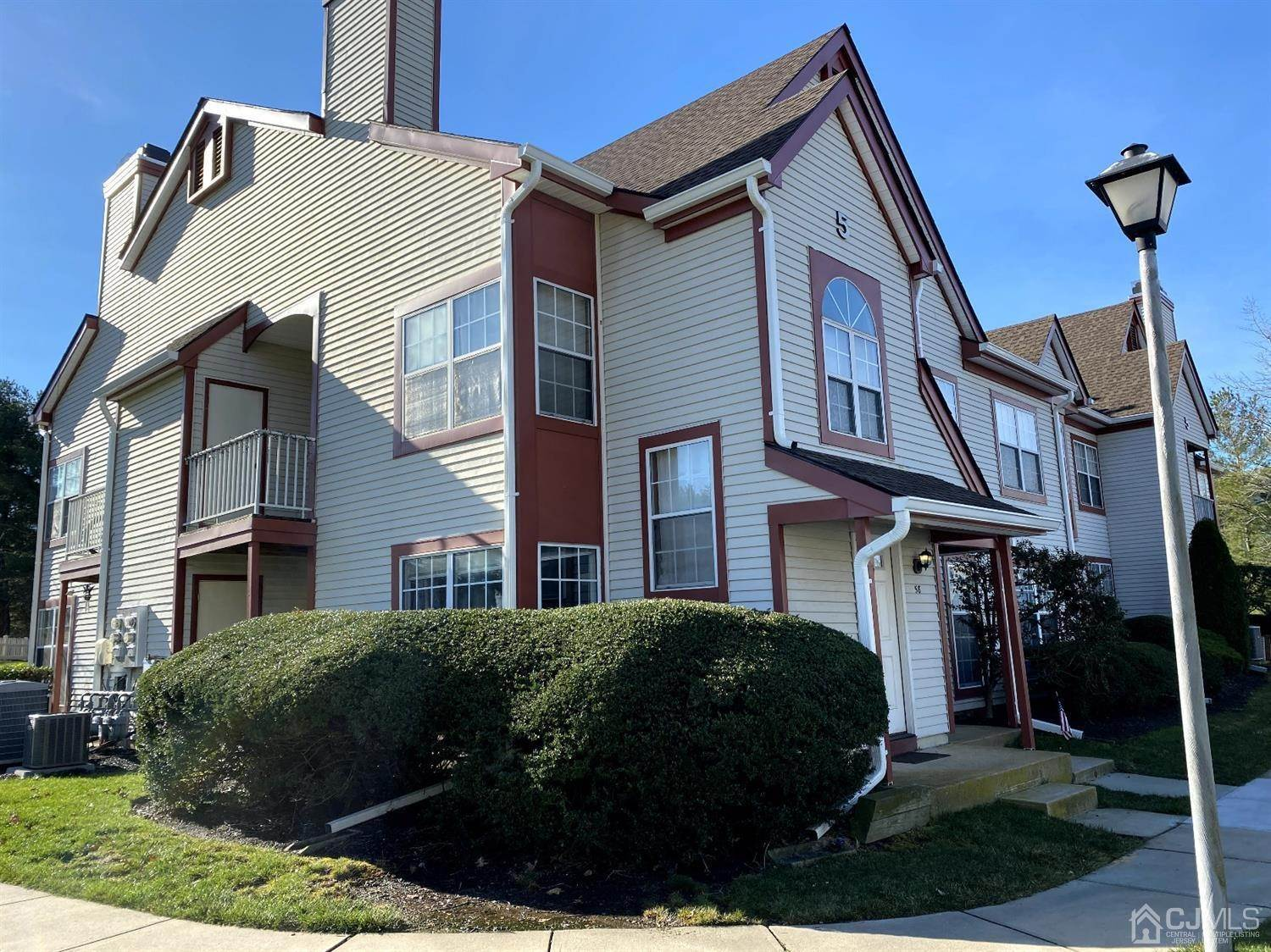 Condo / Townhouse for Sale at Robbinsville, New Jersey 08691 United States