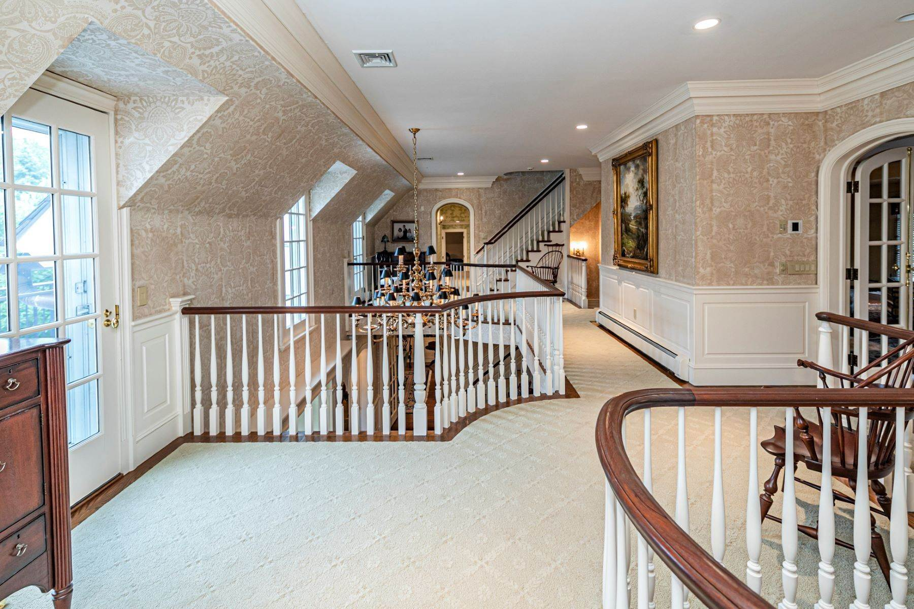 18. Single Family Homes pour l Vente à Private Compound with Every Amenity Imaginable 82 Aunt Molly Road, Hopewell, New Jersey 08525 États-Unis