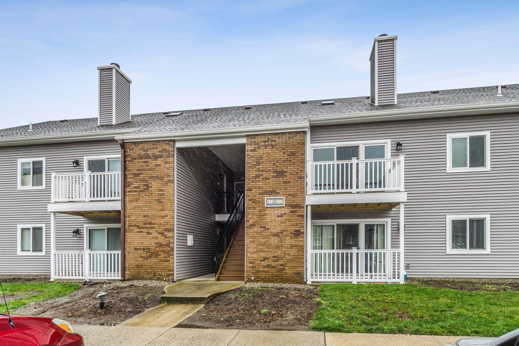 Condominiums at Beautiful Two Bedroom Unit for Rent 7806 Tamarron Drive, Plainsboro, New Jersey 08536 United States