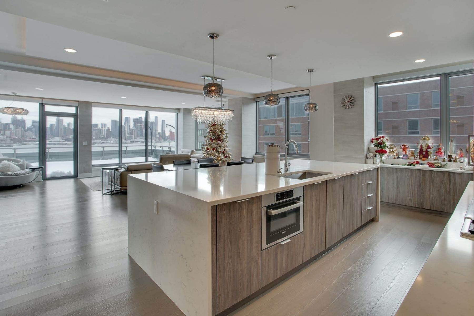 Condominiums for Sale at Nine on the Hudson 9 Avenue at Port Imperial #1017, West New York, New Jersey 07093 United States