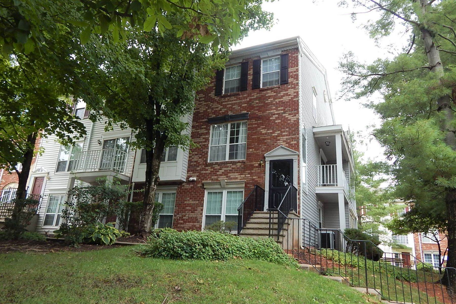 townhouses at Two Bedroom Townhome Available for Rent 176 Sapphire Lane, Somerset, New Jersey 08823 United States