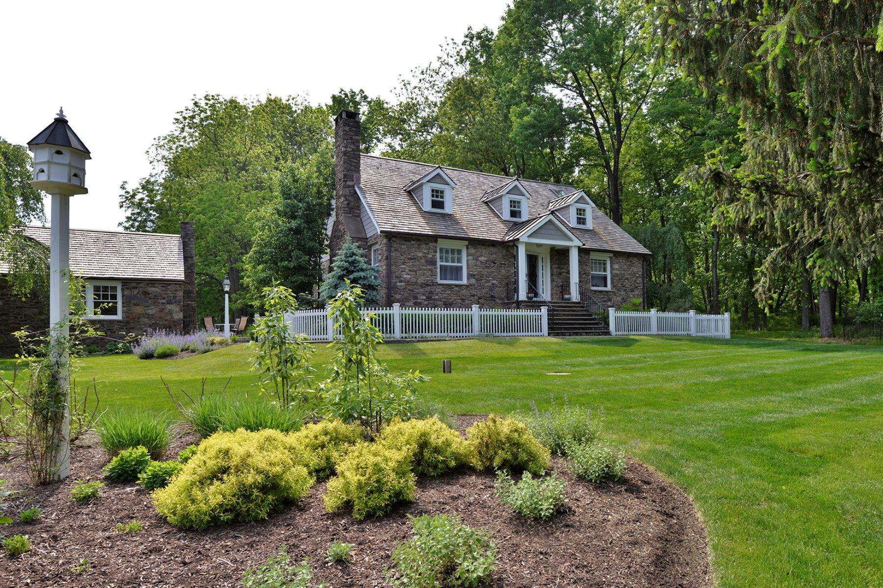 5. Single Family Homes for Sale at Experience History & Artistry at Stone Creek Farm 55 Strimples Mill Road, Stockton, New Jersey 08559 United States