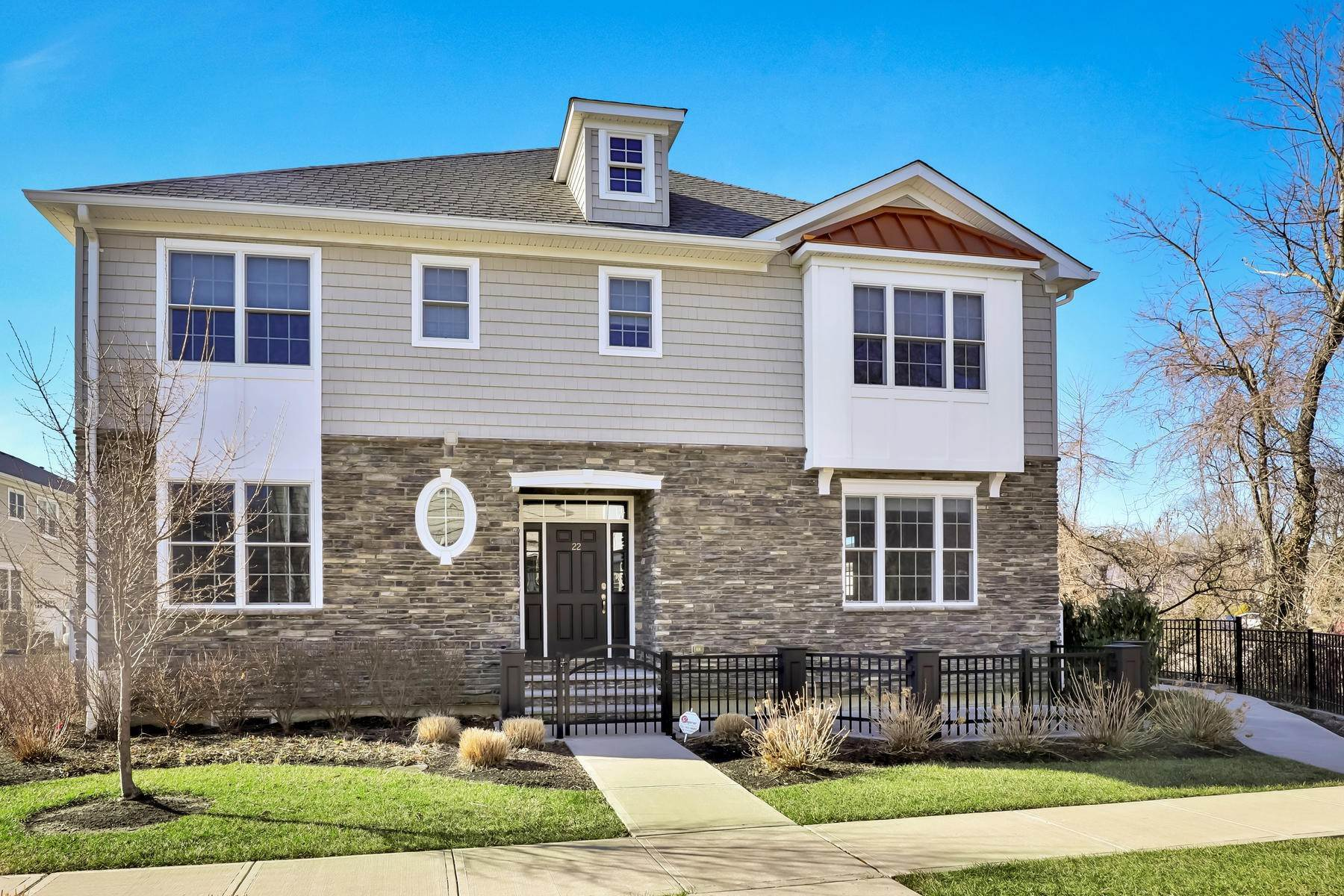 Condominiums for Sale at Desirable Carriage Gate Townhouse 22 Carriage Gate Drive, Little Silver, New Jersey 07739 United States
