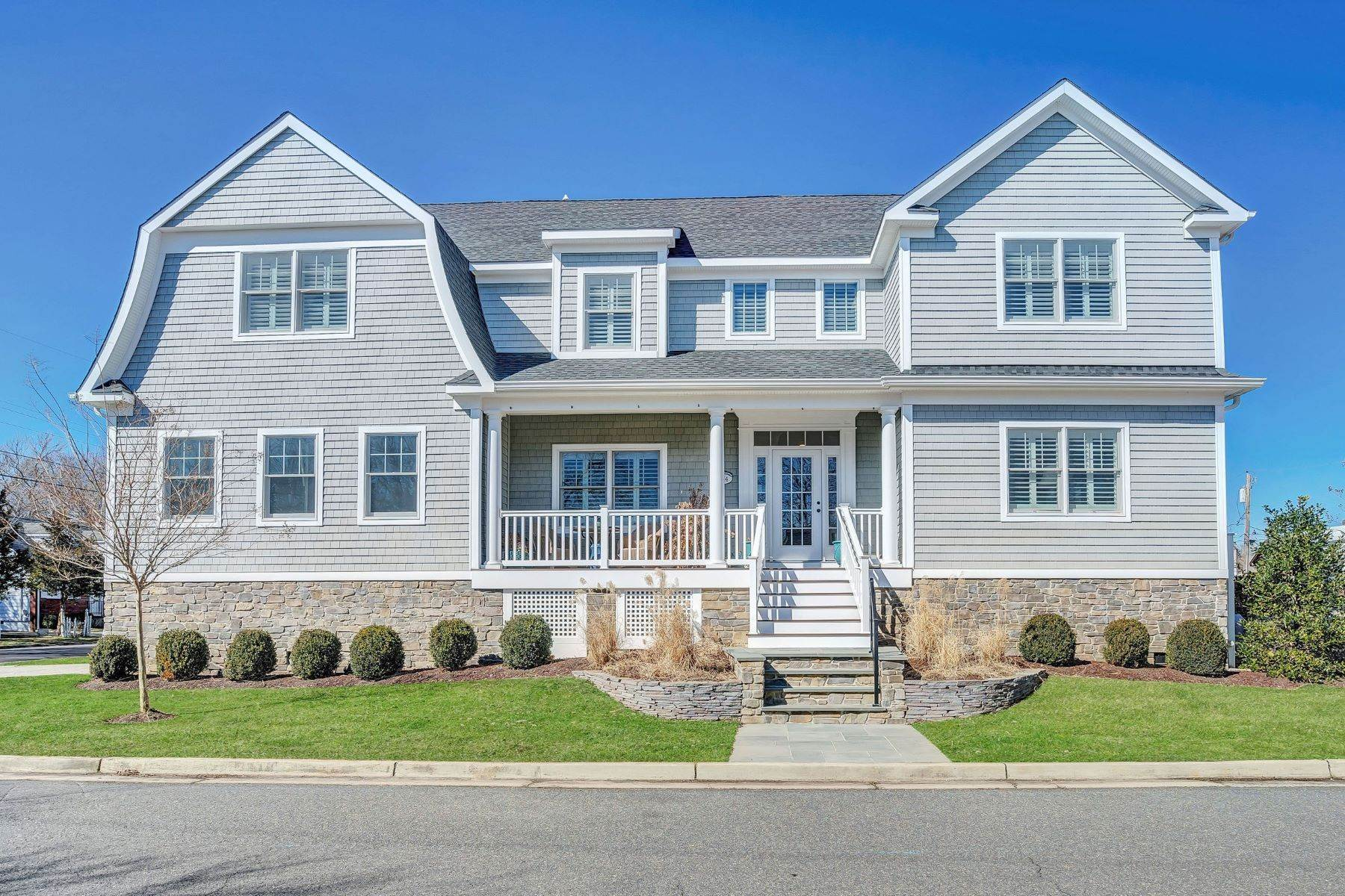 Single Family Homes om Rare Summer Rental in Bay Head 374 Holly Ave, Bay Head, New Jersey 08742 Verenigde Staten