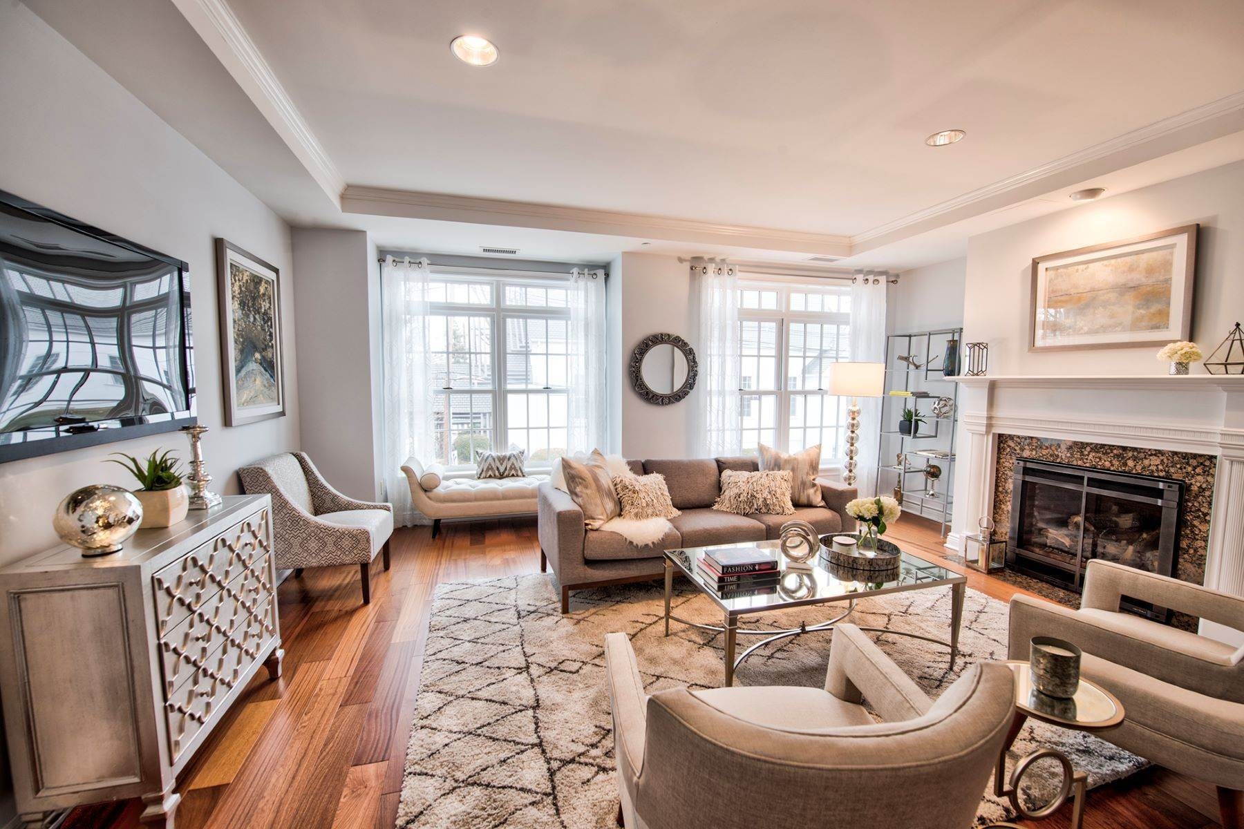 8. townhouses at Luxury Townhome Living at its Finest 20 Paul Robeson Place, Princeton, New Jersey 08542 United States