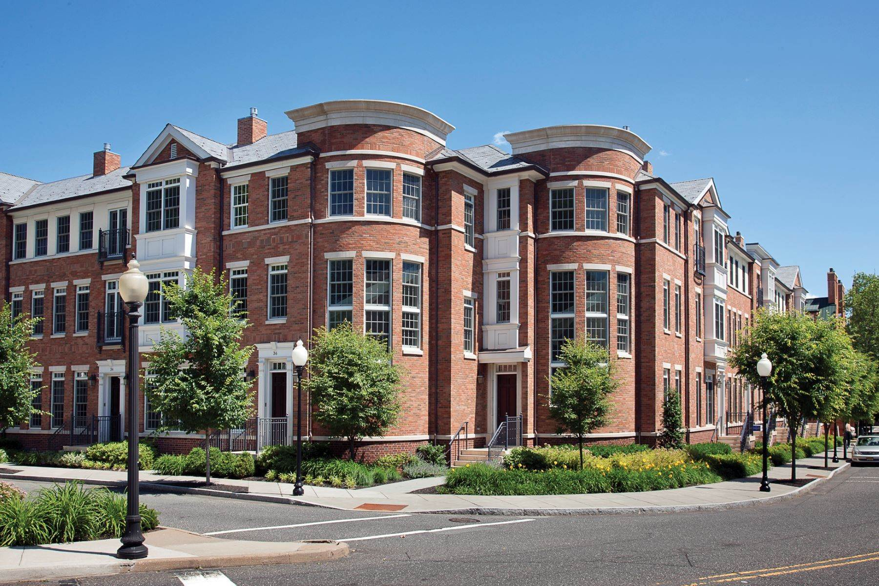 11. townhouses at Luxury Townhome Living at its Finest 20 Paul Robeson Place, Princeton, New Jersey 08542 United States