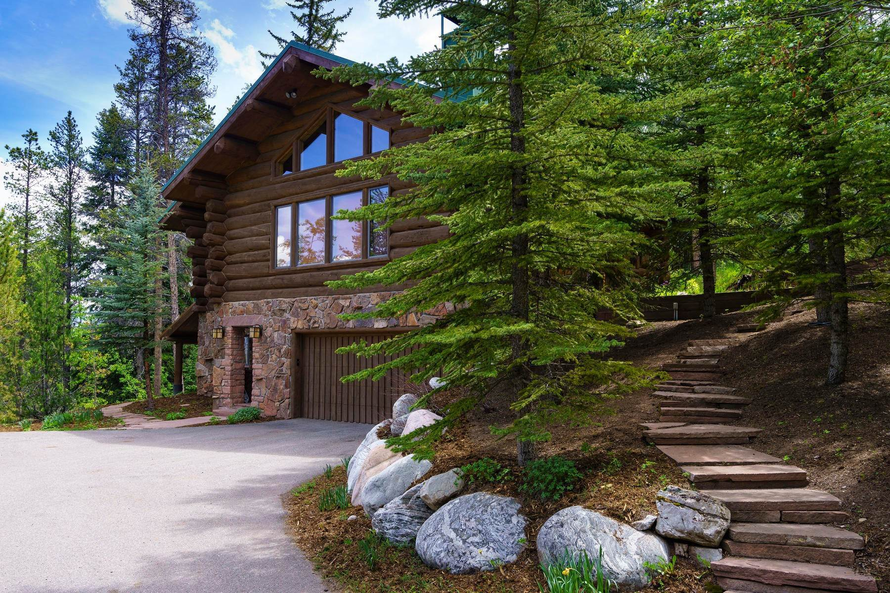 37. Single Family Homes for Sale at Casteel Creek Retreat 25 Casteel Creek Road, Edwards, Colorado 81632 United States